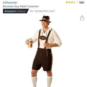 Oktoberfest Bavarian Costume